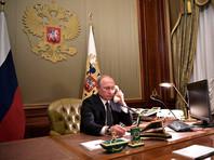 Путин заявил Макрону, что считает Навального симулянтом, нарушителем законов и предположил, что тот принял яд сам