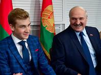 КП: сына Лукашенко Колю секретно переправили в Москву и поселили в посольстве