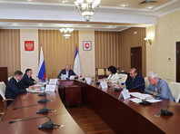 Совещание по ситуации в сфере водообеспечения городского округа Симферополь, Бахчисарайского и Симферопольского районов