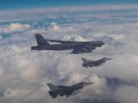 Российские военные рассказали об учениях США, чьи бомбардировщики отрабатывали удары по России из Эстонии и Канады