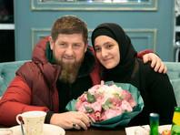 Рамзан и Айшат Кадыровы