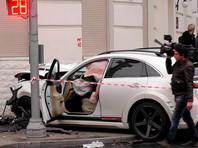 Четыре человека пострадали в ДТП на Остоженке в Москве, виновником которого стал певец Гулиев (Эллей)