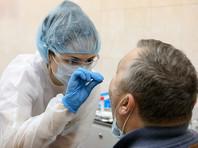Число официальных случаев коронавируса в России превысило 1 миллион