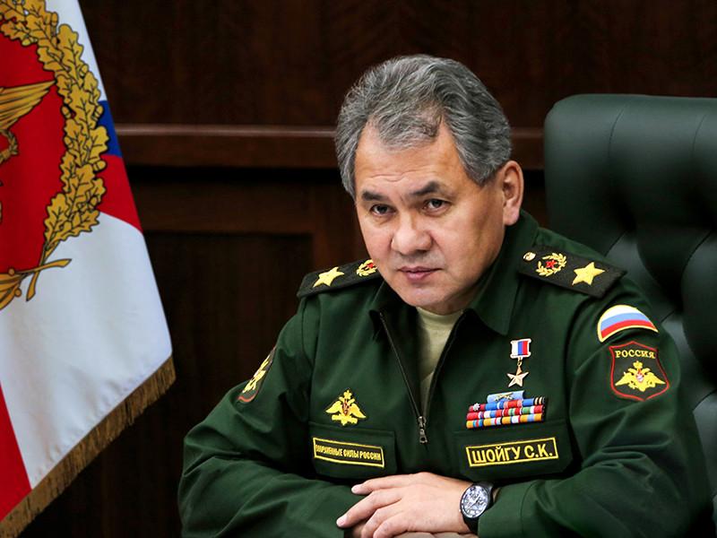 Шойгу к пятилетию российской операции в Сирии заявил о полном разгроме ИГИЛ* в стране