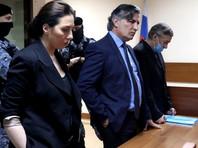 В начале сентября Пресненский суд признал Ефремова виновным в ДТП и приговорил его к восьми годам колонии