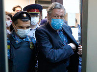 Михаила Ефремова признали виновным в ДТП в центре Москвы