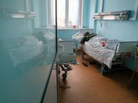 В Москве также поставлен антирекорд по числу госпитализаций: за сутки в больницы с COVID-19 попали 1049 человек