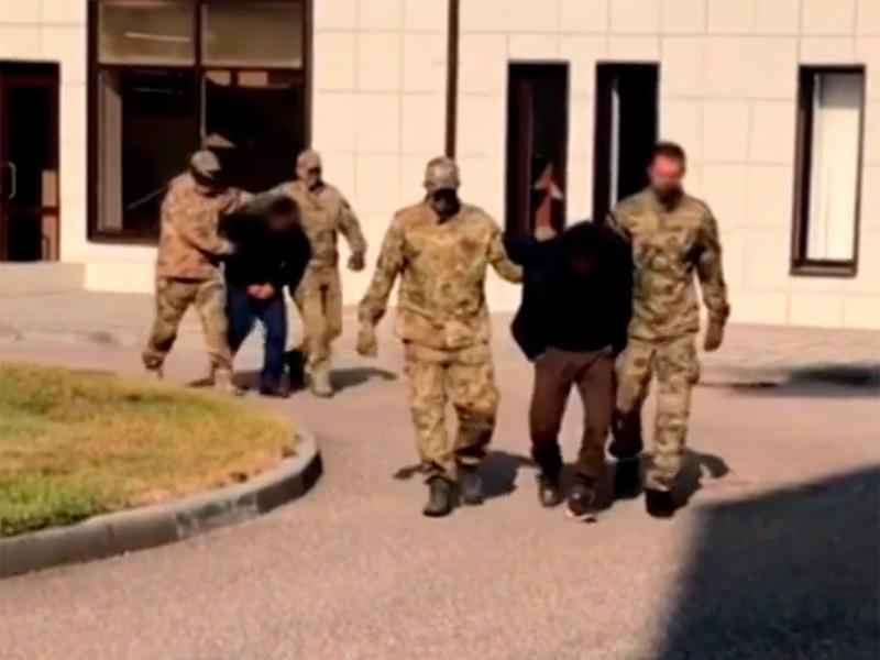 ФСБ сообщила о задержании двух бывших боевиков Басаева, участвовавших в нападении на Дагестан в 1999 году