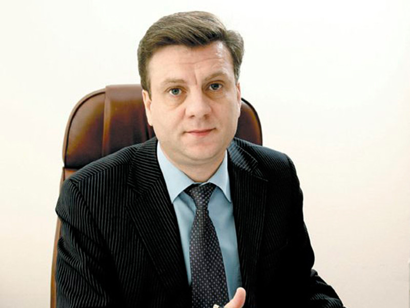 Александр Мураховский назначен временно исполняющим обязанности главного врача городской больницы N1 имени Кабанова