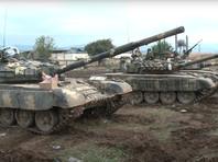 Путин призвал прекратить бои в Карабахе для обмена телами погибших и пленными