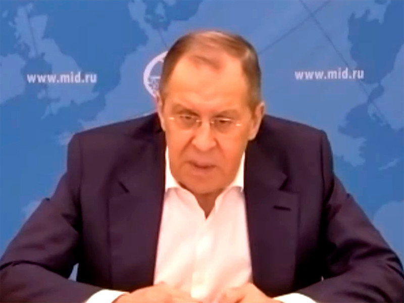 Министр иностранных дел России Сергей Лавров не исключил, что власти РФ прекратят диалог с лидерами Европейского союза