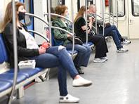 Контроль соблюдения масочно-перчаточного режима в транспорте Москвы будет усилен, сообщили в пресс-службе департамента транспорта Москвы