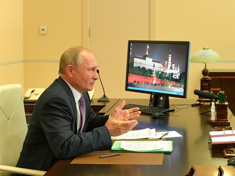 """Путин рассказал о своих """"сладких внуках"""", растущем брюшке и влиянии человека на свою судьбу"""