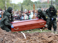 В России отмечено рекордное число умерших за сутки пациентов с коронавирусом