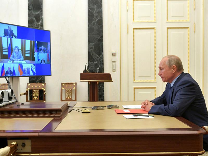 """Путин предложил США продлить ядерный договор """"без всяких условий"""""""