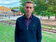 """Алексей Навальный вновь заявил, что был отравлен """"Новичком"""" по приказу Путина"""