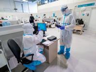 В Москве подтверждено 4312 новых случаев коронавируса. За сутки госпитализировано 1267 пациентов, на ИВЛ находятся 304 человека