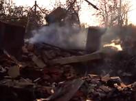 По имеющимся данным, в зоне поражения от взорвавшихся боеприпасов уничтожено 21 строение, которые пострадали 7 октября в двух населенных пунктах Шелемишевские Хутора-14 и Дегтярка-7