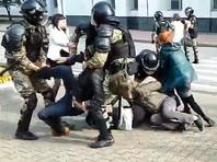 В Хабаровске ОМОН жестко разогнал акцию в поддержку Фургала (ВИДЕО, ФОТО)