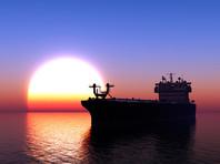 """В Азовском море вблизи входа в Керченский пролив загорелся нефтяной танкер под российским флагом """"Генерал Ази Асланов"""""""