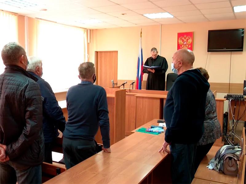 Завьяловский районный суд Удмуртии вынес приговор бывшему губернатору республики Александру Васильевичу Соловьеву