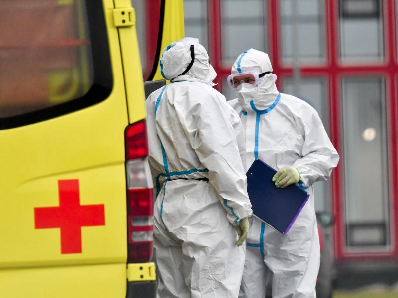 В России опять новый рекорд по числу выявленных случаев коронавируса за сутки - инфицированы 16 319 в 84 регионах страны