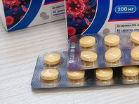 Рецептурный препарат от коронавируса в аптеке в Москве