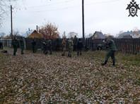 12 октября Данила Монахов расстрелял местных жителей на остановке рейсового автобуса