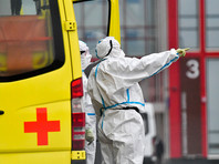 В России новый антирекорд выявленных случаев коронавируса за сутки - почти 16 тысяч
