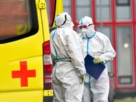 В России 14 922 новых случаев коронавируса, 279 человек умерли за сутки