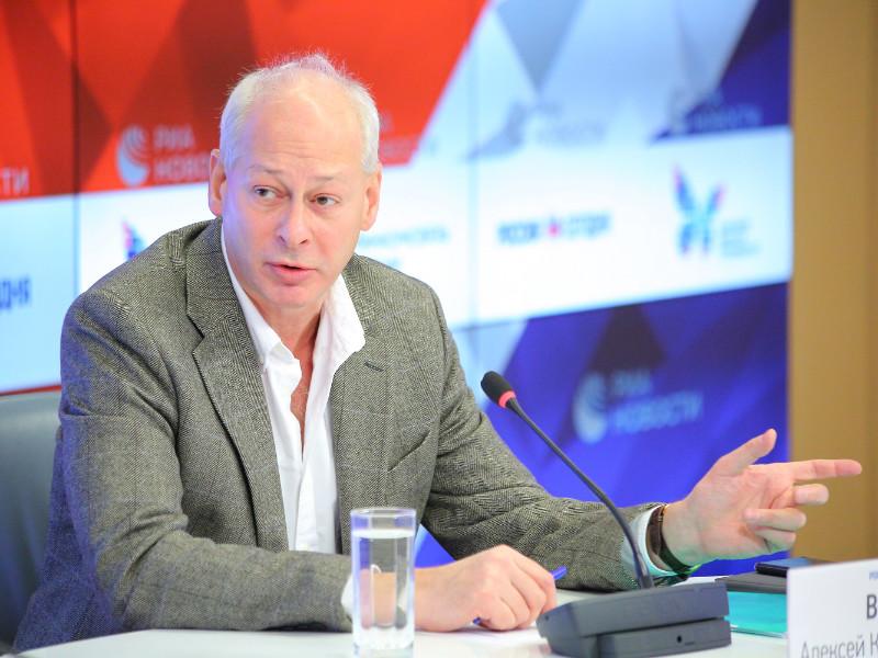 Алексея Волина, курировавшего интернет, уволили с поста заместителя министра цифрового развития РФ