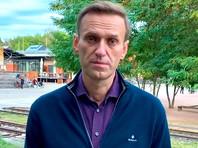 Навальный прокомментировал слова Путина о своем отравлении и отправке в Германию
