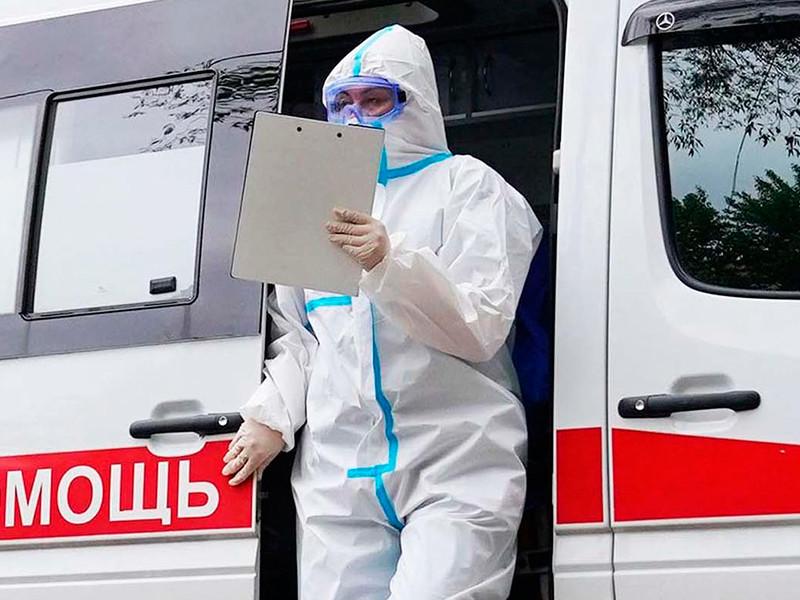 Ситуация с коронавирусом в РФ осложняется, в 16 регионах койки заполнены более чем на 90%