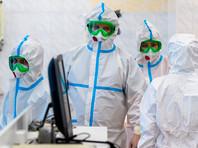 В России третий день подряд отмечается больше 22 тысяч заболевших COVID-19
