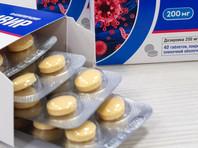 """ОНФ: Препарата от COVID """"Фавипиравира"""" не оказалось в 85% российских аптек"""