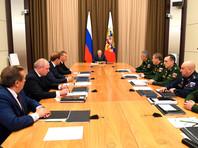 Путин назвал имена погибших членов экипажа сбитого азербайджанцами над Арменией российского вертолета