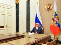 Владимир Путин подписал новый закон о формировании правительства