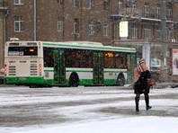 Снегопад в Москве продолжится до полудня понедельника - как минимум