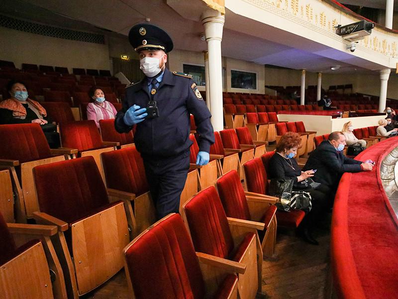 В Москве действие ограничительных мер продлили до 15 января