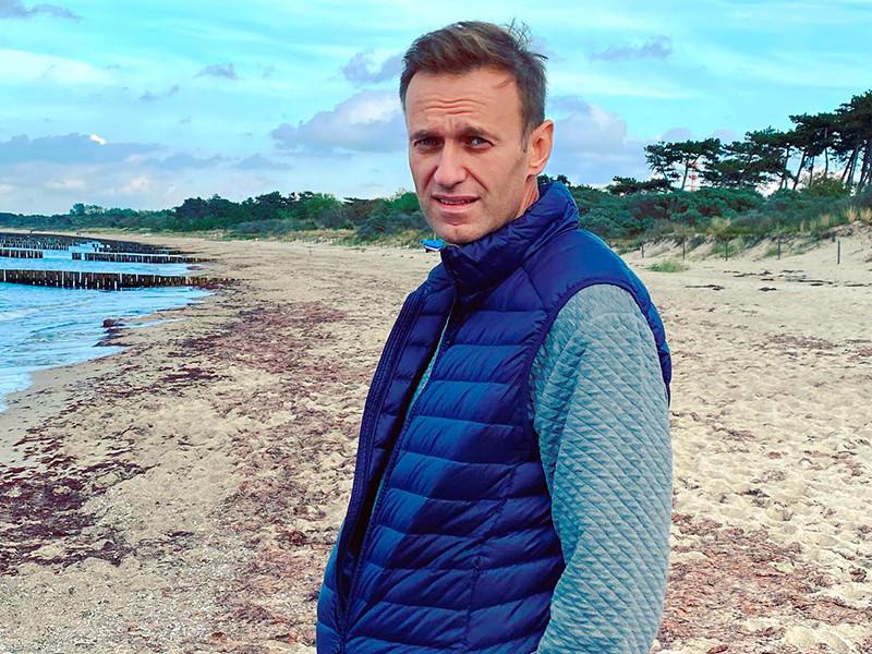 В МВД вновь заявили, что причиной инцидента с Алексеем Навальным стал панкреатит и диеты