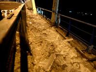Губернатор Приморья: полная расчистка моста на остров Русский может занять до десяти дней