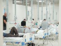 Всего в стране выявлено 2 138 828 заболевших и 37 031 умерший