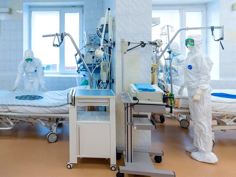 Число заразившихся коронавирусной инфекцией нового типа в России за сутки увеличилось на 22 572