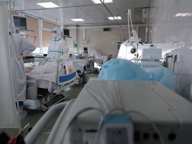 В России выявлено 20 977 новых случаев коронавируса, 368 человек скончались