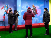Бизнесмен отказался заменить в детском центре персонажей  Marvel нафото героев Чечни по требованию Рамзана Кадырова