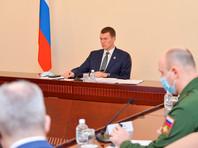 Дегтярев потребовал отменить конкурс на свою охрану за 33 миллиона рублей