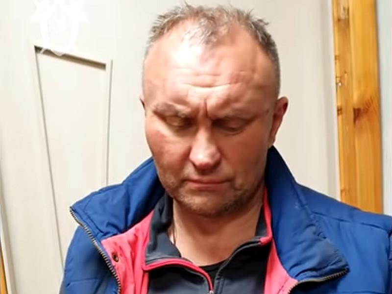 В квартире подозреваемого в убийстве бизнесмена Маругова обнаружили пенсионера в наручниках