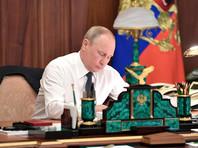 Путин продлил действие продуктового эмбарго до конца 2021 года