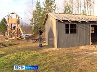 Власти Карелии нашли место длябутафорского финского концлагеря, который дважды переносили из‑за протеста местных жителей