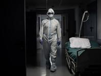 В России впервые за время пандемии за сутки умерли больше 500 человек